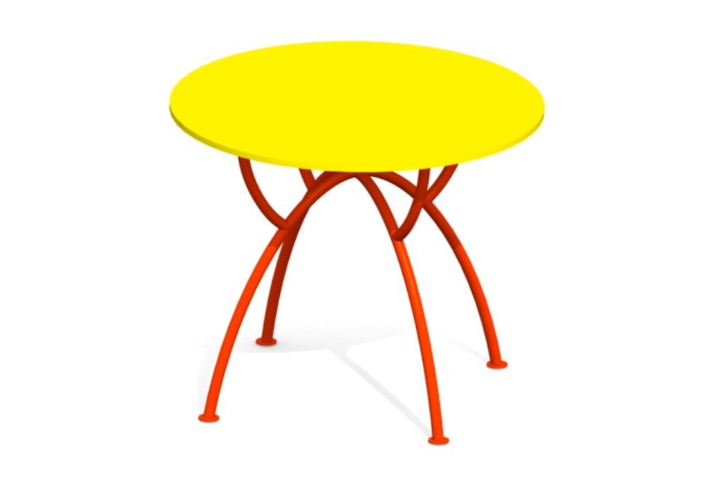 Детский уличный столик С-55