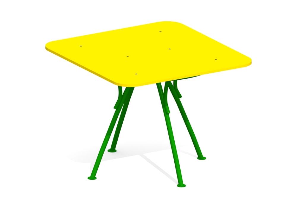 Детский уличный столик С-56