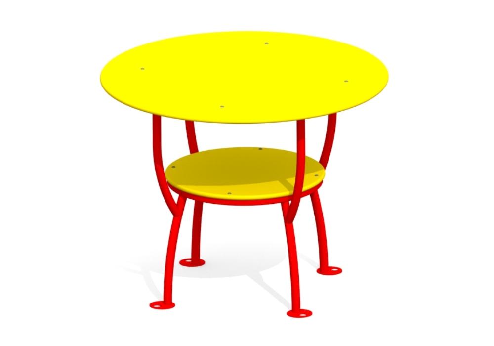 Детский уличный столик С-58