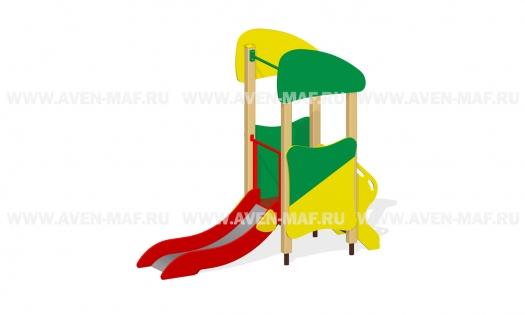 Детская горка МГМ-310