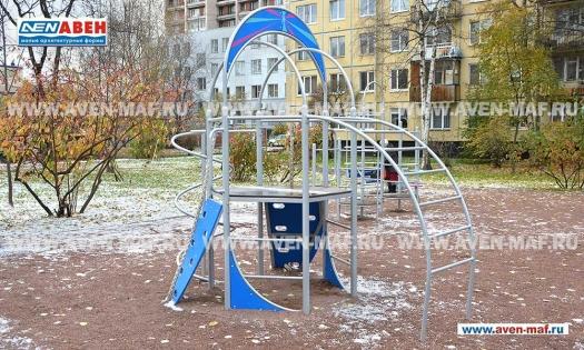 Детский уличный игровой комплекс Г-2004 фото