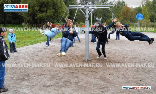 Детская карусель К-14/1 Next фото
