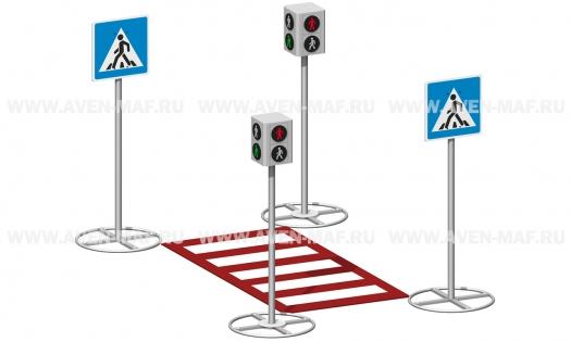 Пешеходный переход МПК-2