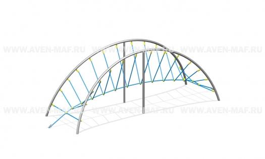 Канатный мост Т-182