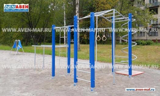 Спортивный комплекс Т-68 Next