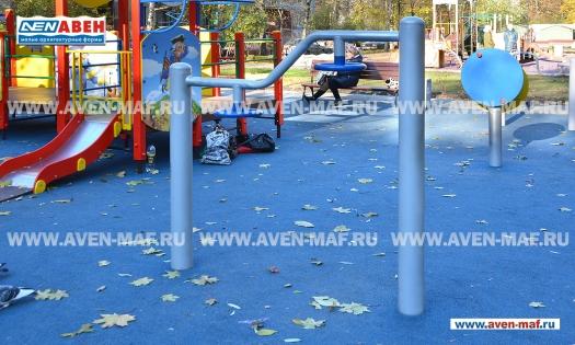 Уличный тренажер для детей с ограниченными возможностями ТО-123