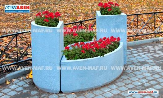 Вазон-комплекс для цветов ВК-26/1 фото