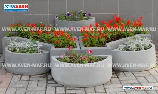 Вазон-комплекс для цветов ВК-30 фото
