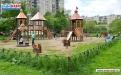 """Игровой комплекс Г-800 """"Крепость"""" фото"""