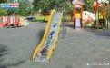 Детская горка МГ-2 ПК фото