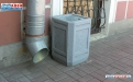 Бетонная урна для мусора У-21 фото