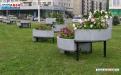 Вазон - комплекс для цветов ВК-110 фото