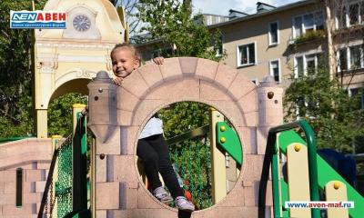 Фотографии детских площадок