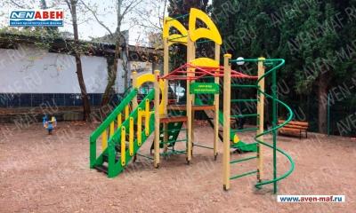 Детская площадка АВЕН в Крыму