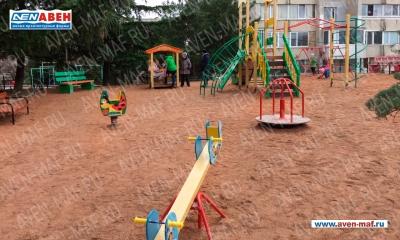 Детская площадка АВЕН на Судакской улице