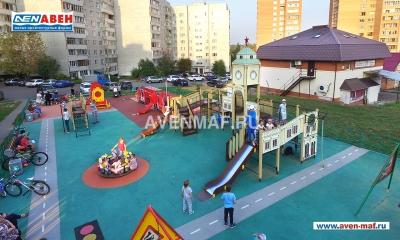 Детская площадка АВЕН в Чижово
