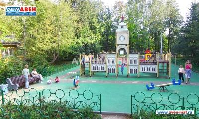 Детская площадка АВЕН во Фрязино