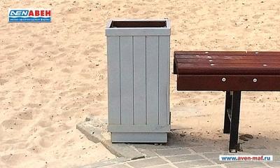 Фото урны для мусора У-15