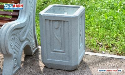 Фото урны для мусора У-38