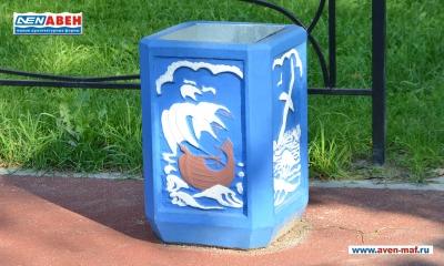 Фото урны для мусора У-55