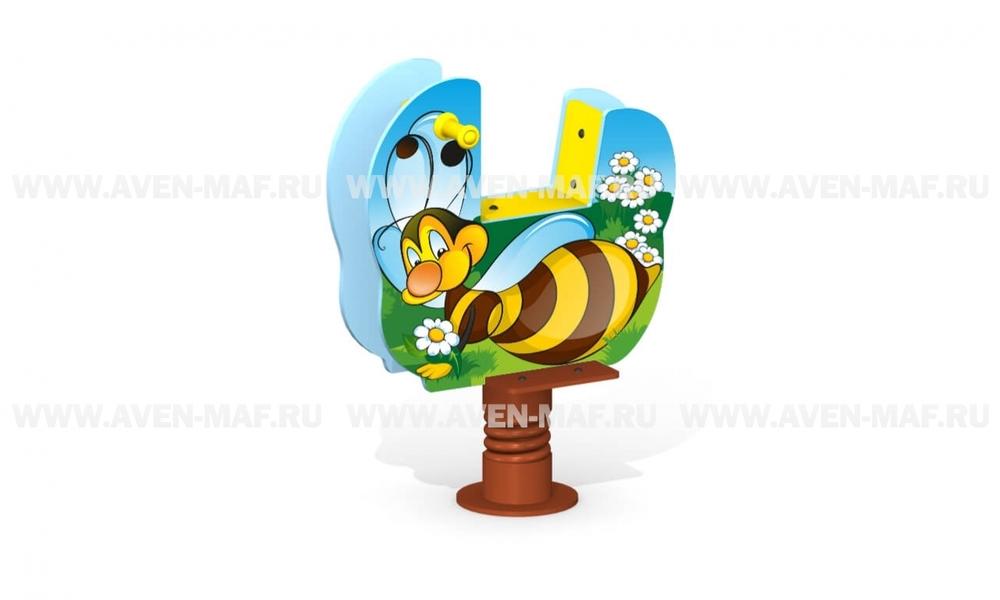 """Качалка на пружине МК-21 (153) """"Пчелка"""""""