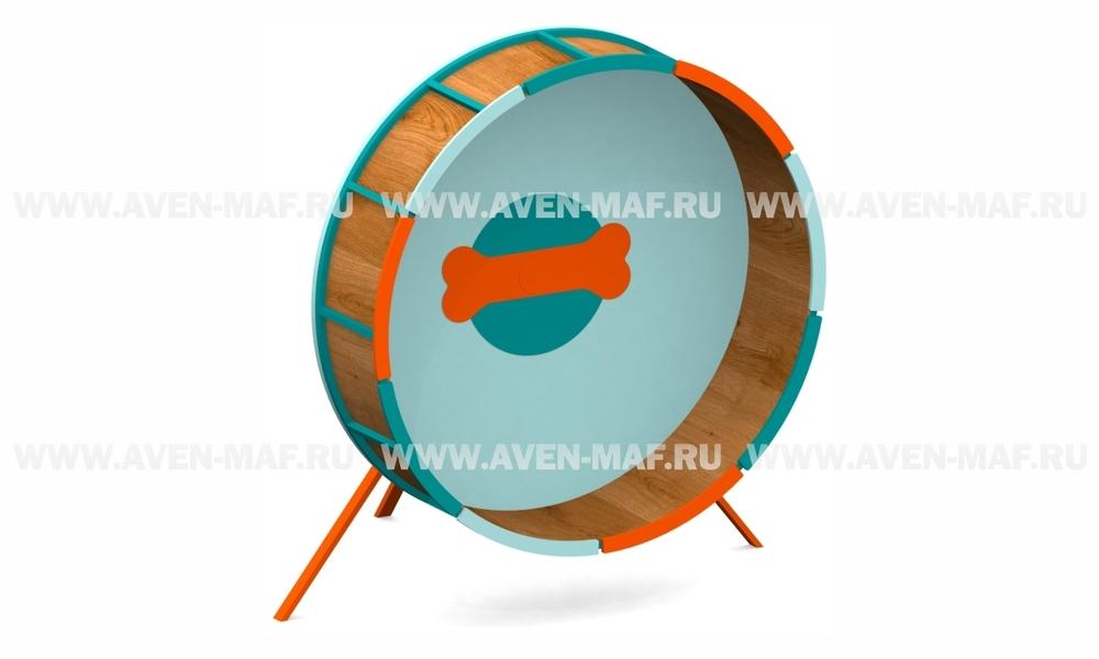 Беговое колесо ЭА-18