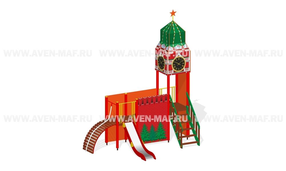 """Детский городок Г-103/1 """"Спасская башня"""""""