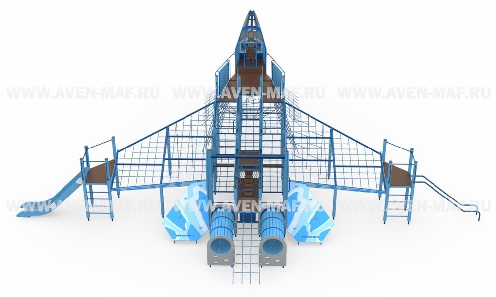 """Игровой комплекс Г-2311 """"Самолет СУ-35"""""""
