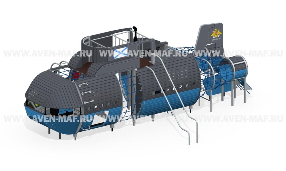 """Игровой комплекс Г-2313/2 """"Подводная лодка"""""""
