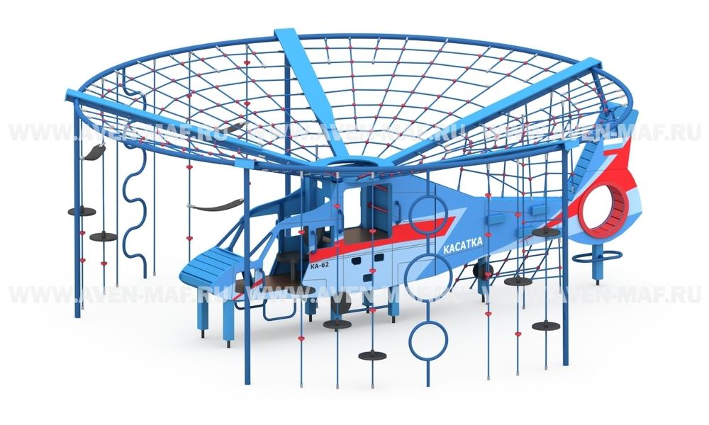 """Игровой комплекс Г-2316 """"Вертолет"""""""