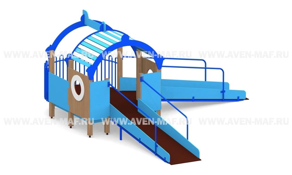 Игровой комплекс для детей с ограниченными возможностями Г-405