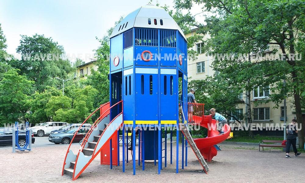 """Игровой комплекс Г-119 """"Космос"""""""