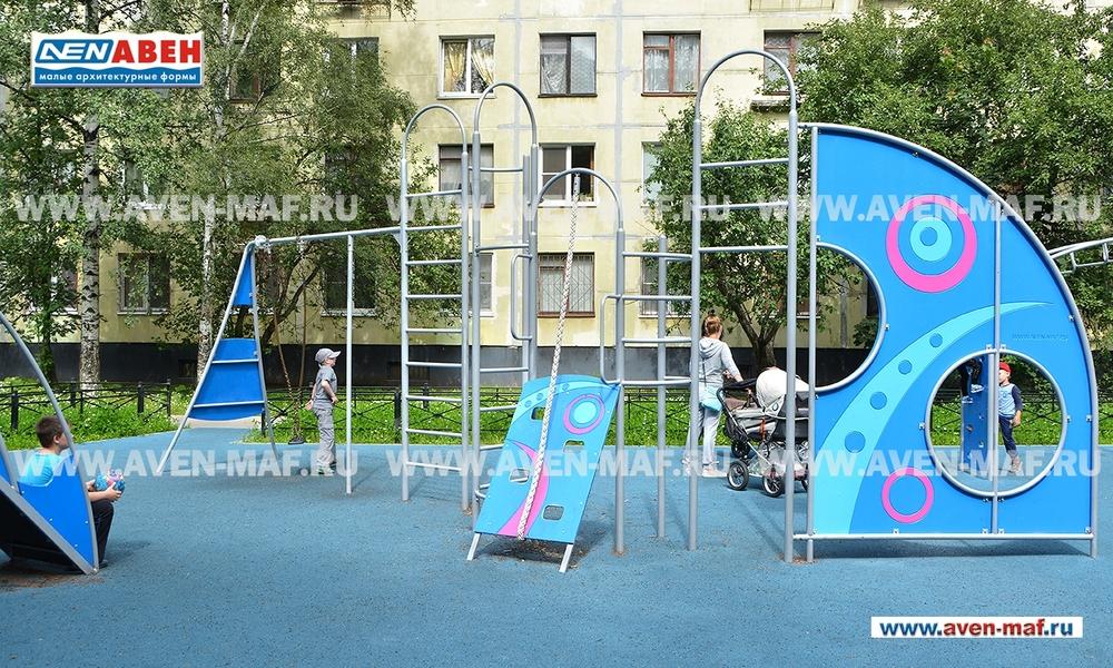 """Игровой комплекс Г-2009 """"NEXT"""" фото"""