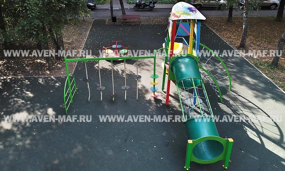 """Игровой комплекс ГН-2101 """"Акварель"""""""