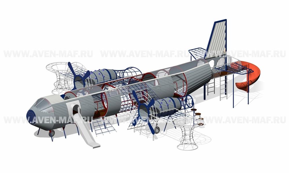 """Игровой комплекс ГН-2310 """"Самолет"""""""