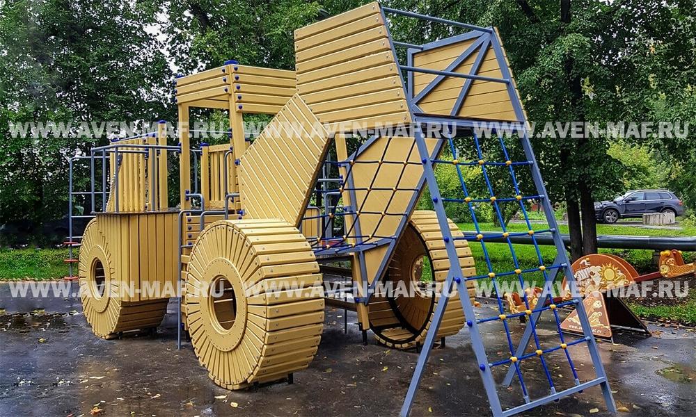 """Игровой комплекс ГН-2307 """"Industrial"""""""