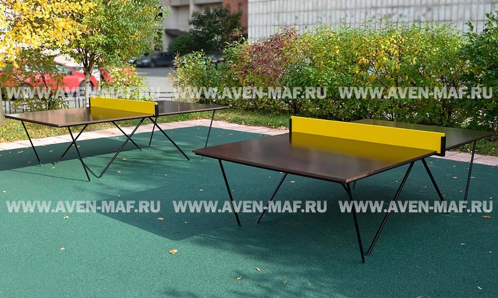 Теннисный стол И-4