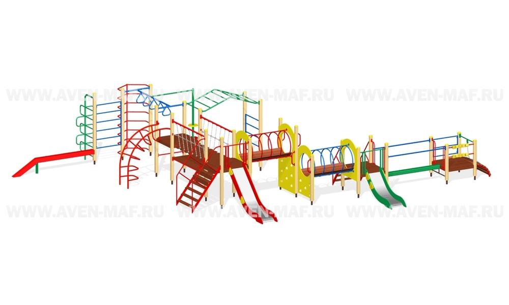 Спортивный комплекс КС-96
