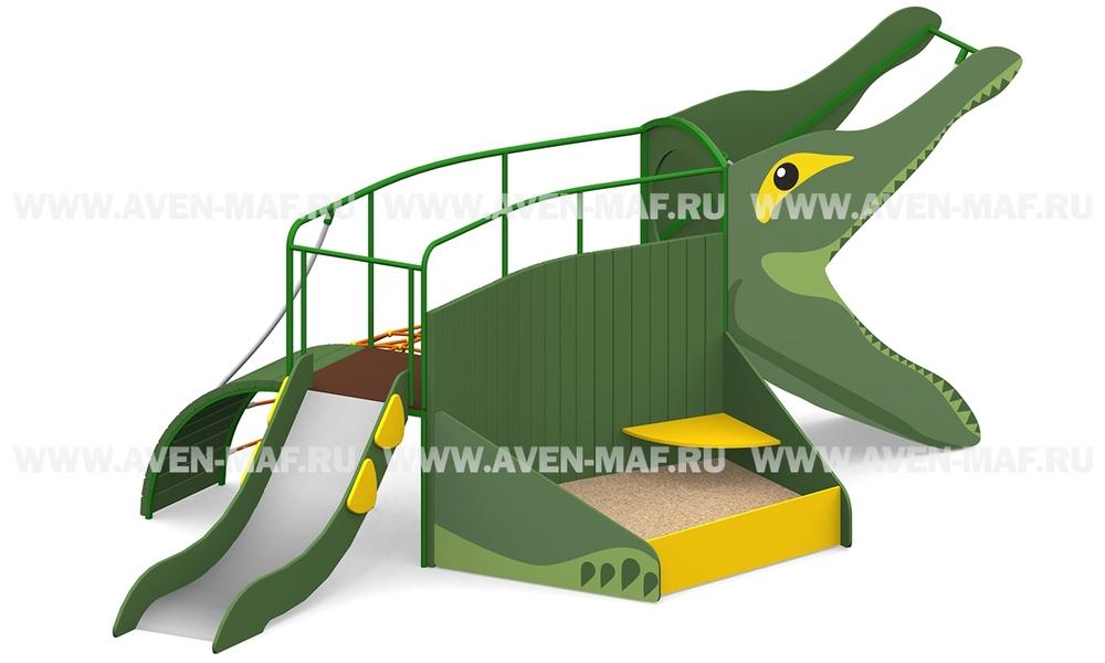"""Игровой комплекс МГМ-349 """"Крокодил"""""""