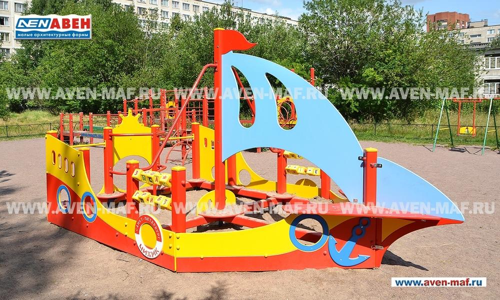"""Игровой комплекс МГМ-78 """"Кораблик"""""""