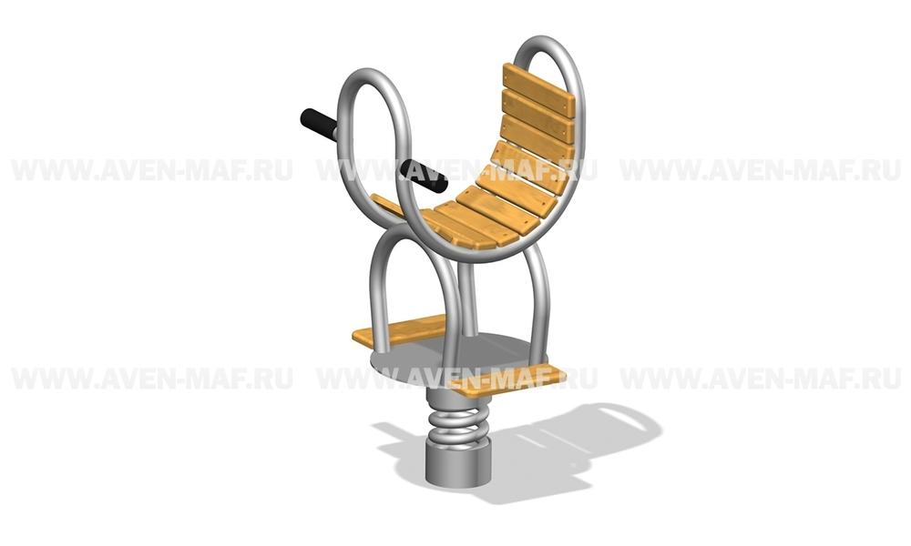 """Качалка на пружине МК-21/1 """"Оптима"""""""