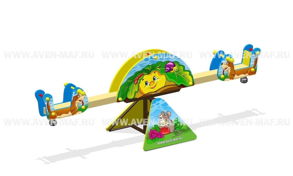 """Качели-балансир МК-8 (052) """"Репка"""""""