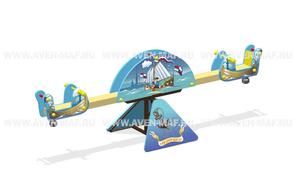 Качели-балансир МК-8 (076)