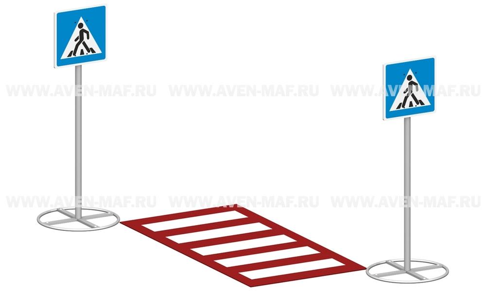 Пешеходный переход МПК-1
