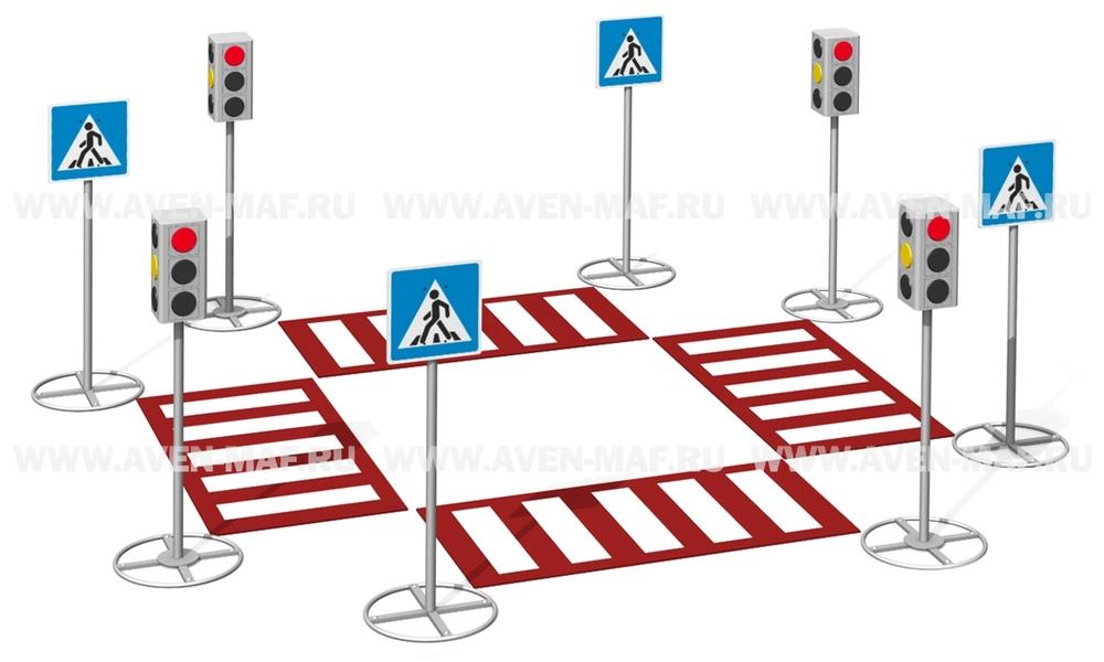 Пешеходный переход МПК-3