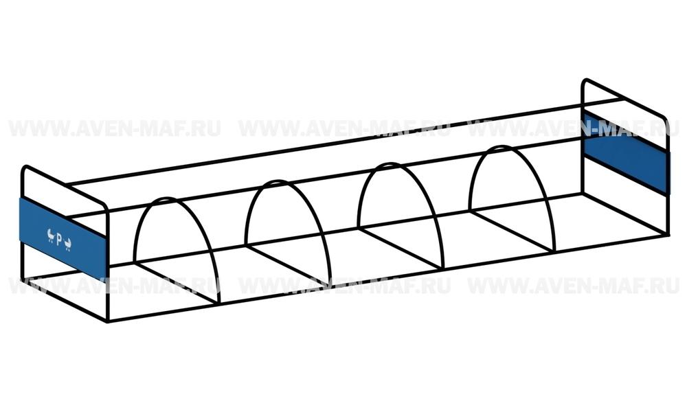 Парковка для колясок ПК-04