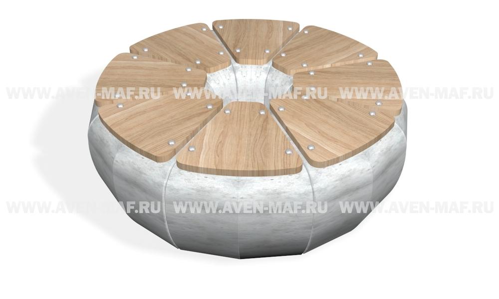 Модуль скамейки С-188 Угол