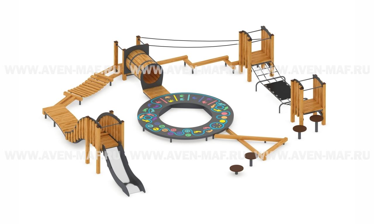 Интерактивный игровой комплекс Т-152