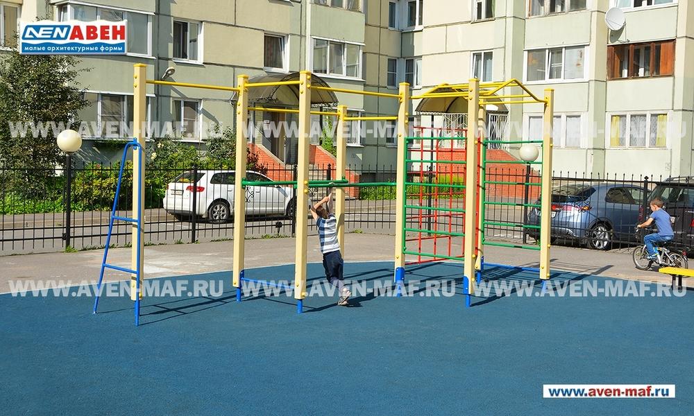 Спортивный комплекс Т-72 д