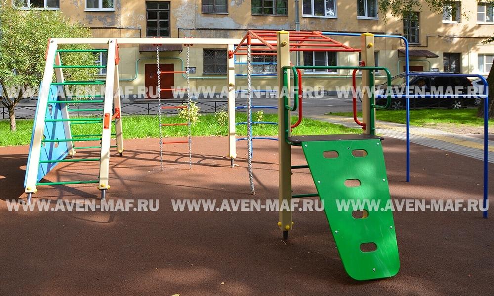 Спортивный комплекс Т-91